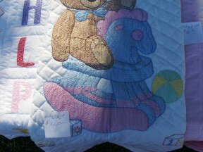 Shirley's Baby Quilts